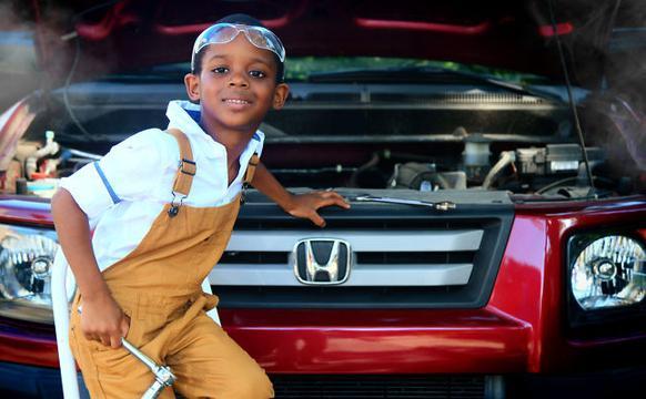 追寻孩提时代的梦想职业