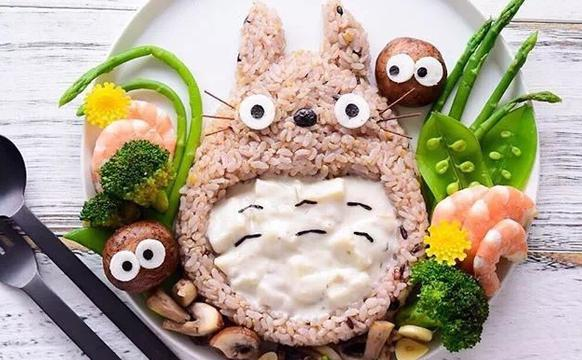 日本美食博主为宝宝制作健康美食