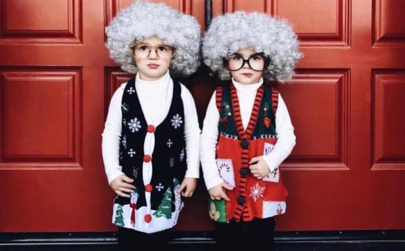 平安夜一起来装扮圣诞宝宝