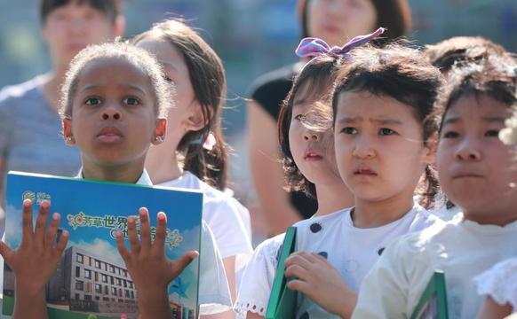 北京市中小学迎开学