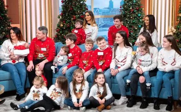 英国最能生妈妈将生第22个孩子