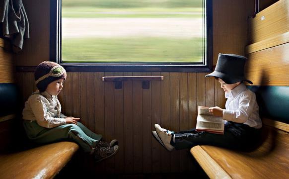 温暖的童年时光 如童话一般的美好回忆