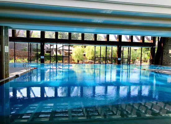 无边游泳池是最大的亮点