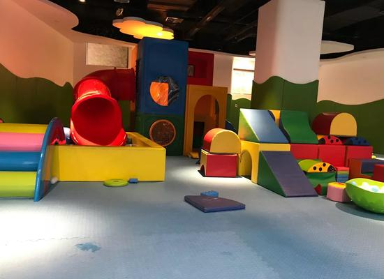 室内儿童娱乐场