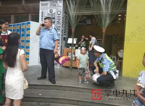 本文图片均来自掌中九江