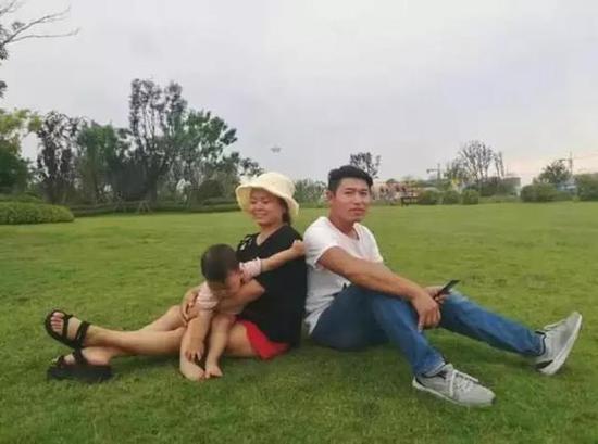 曾经幸福的一家人