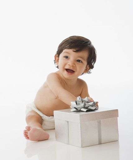 给孩子送礼物的原则