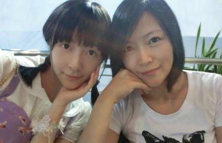 徐娇和妈妈