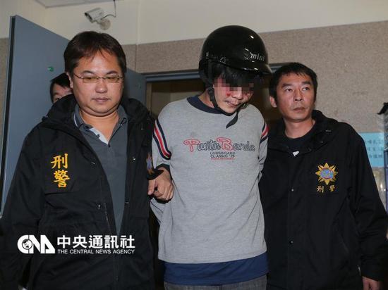 台北内湖杀童凶嫌被收容首日即遭人痛殴