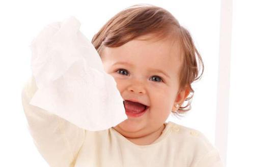 给宝宝使用湿纸巾千万别犯这些错