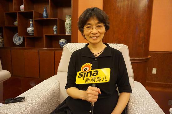 首都儿科研究所皮肤科主任、主任医师 刘晓雁