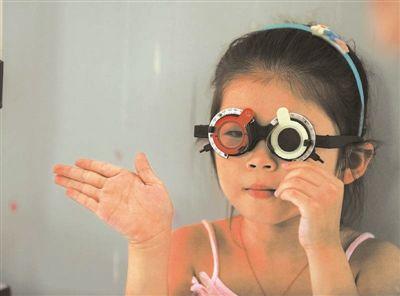转眼运动坚持3年 800度近视能根治?