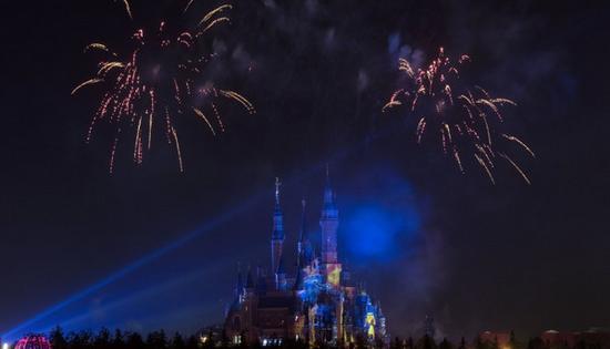 上海迪士尼本月16日将正式开幕