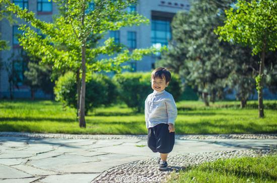 徐玮曼儿子