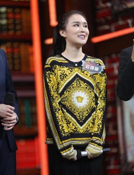 赵本山女儿录《天天向上》