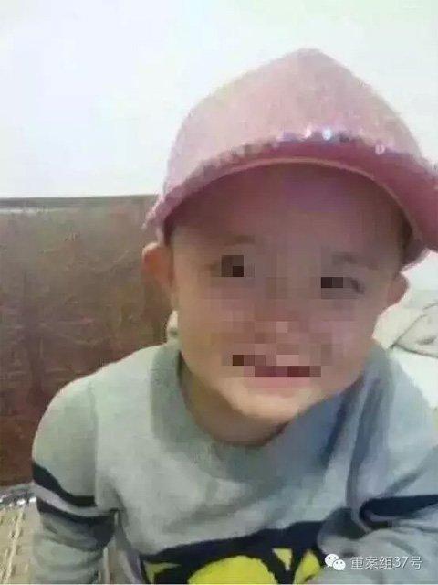 ▲身亡男童生前照片。 网络图片