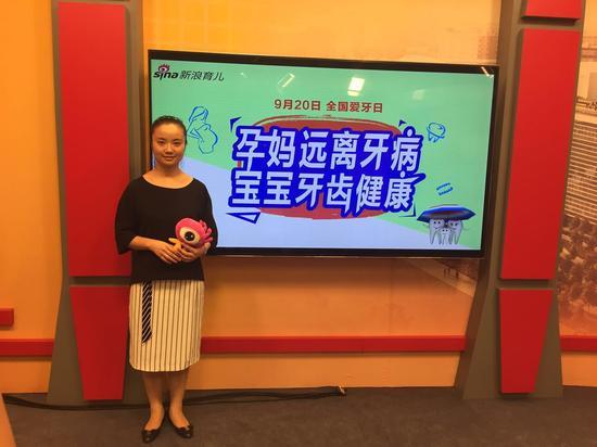 四川大学华西口腔医院儿童口腔科教授、博士研究生导师郑黎薇
