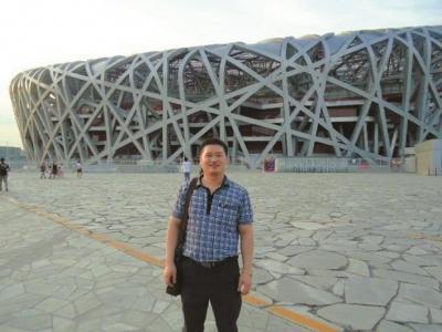 南充十一中教师叶云生。