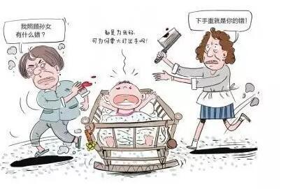 带孙女起矛盾 一怒杀死亲家母