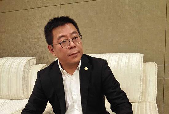 中国妇幼保健协会常务理事、馨月汇董事长曹伟先生接受新浪网独家专访。