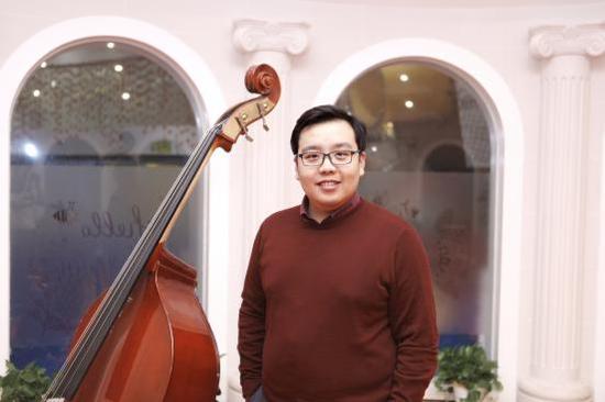 """子洋爸爸、欧拉会员徐磊在欧拉""""交响音乐厅"""""""