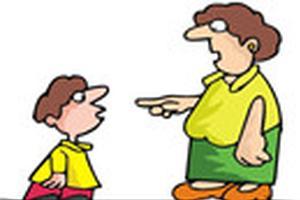 五种方法可制止孩子说脏话