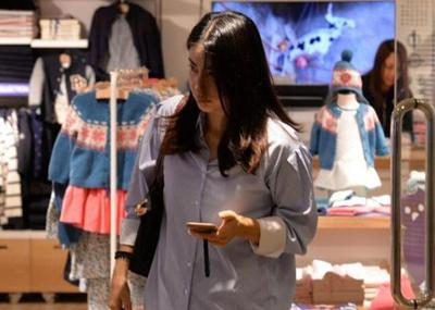 郭晶晶此前现身一家童装店选购衣服,就被认为已经怀孕。