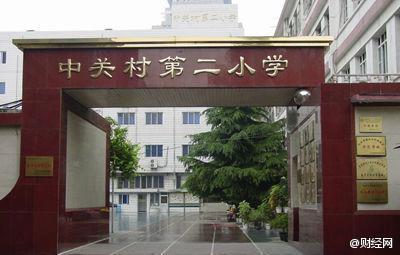 中关村第二小学