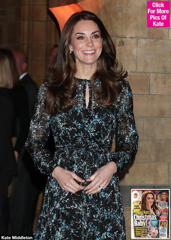 凯特王妃被曝怀孕