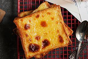 一起来做网红甜点--岩烧乳酪(图)