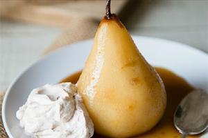 让香梨帮你抗霾养身--三道香梨美食(图)