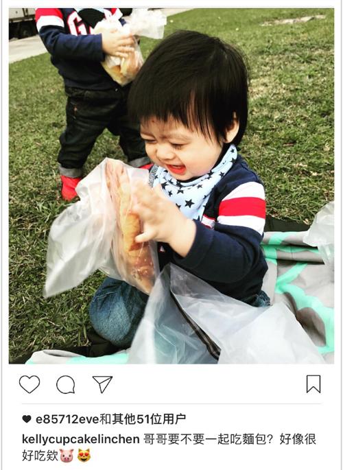 Kyson约吃面包