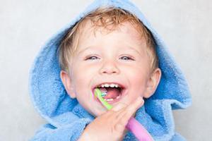 儿童做好口腔保健才能长出好牙齿