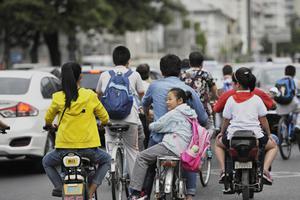 北京中小学校今日迎开学 多部门联动应对早晚高峰