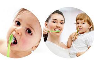 重视 | 真的,再不给宝宝刷牙就晚了!