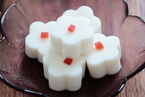 强烈推荐一道小零食--杏仁豆腐(图)