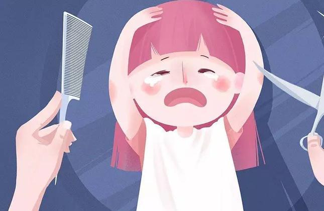 90%的宝宝都害怕理发,4个妙招亲测有效!