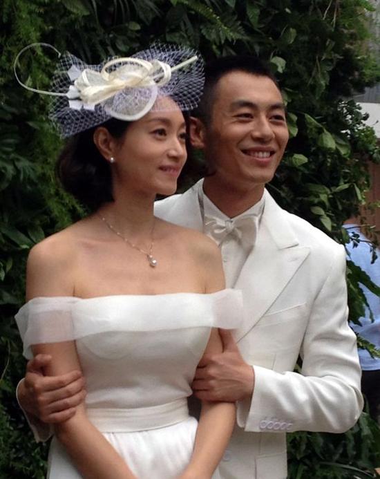 朱亚文和老婆沈佳妮