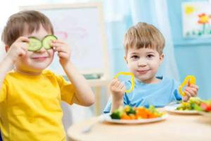 宝宝不爱吃蔬菜有妙招