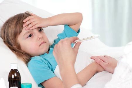 小儿发烧、咳嗽 用对药