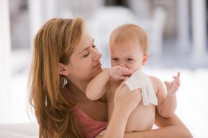 小宝宝 为何易鼻塞?