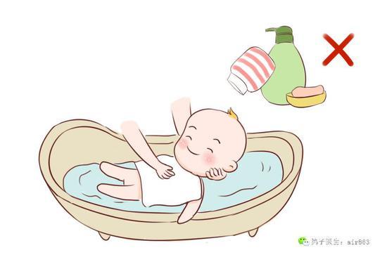 能给孩子搓泥么?孩子皮肤敏感、脆弱并不是天生的!