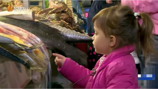 不让孩子碰鱼