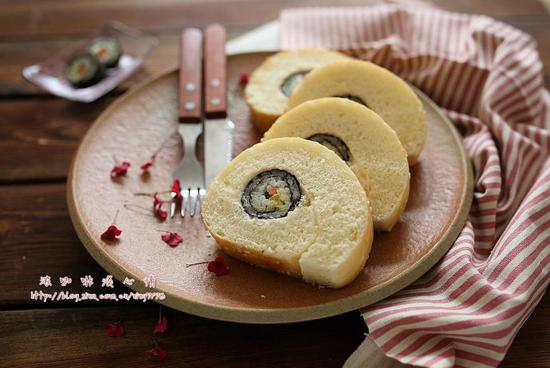 寿司面包卷