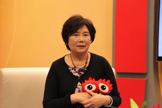 母婴研究院专家蒋佩茹谈母乳喂养
