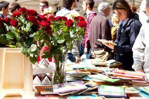充满书香的四月─可不是只有「世界阅读日」
