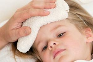 宝宝发烧的6个护理误区