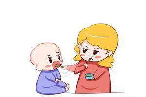 真的,请不要再给宝宝嚼饭了