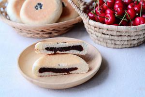 超级美味的文艺范面包--日式红豆包(图)