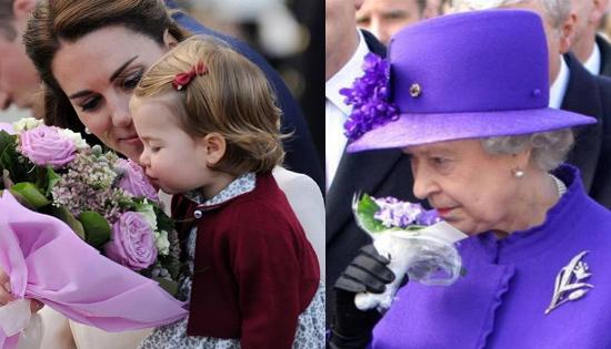 夏洛特和女王